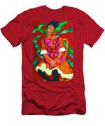 African Princess Men's T-Shirt (Athletic Fit)