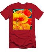After The Rain Color Men's T-Shirt (Athletic Fit)
