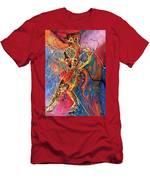 Apache Cosmogony  Men's T-Shirt (Athletic Fit)