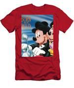 The Light Print Men's T-Shirt (Athletic Fit)