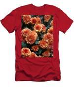 Autumn Mums - A Group Portrait Men's T-Shirt (Athletic Fit)