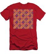 Azulejos Magic Pattern - 10 Men's T-Shirt (Athletic Fit)