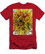 Ball Of Chihuly Glass Men's T-Shirt (Athletic Fit)