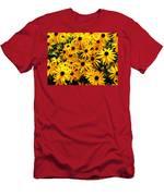 Black Eye Suzies Men's T-Shirt (Athletic Fit)