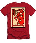 Bookworm 1896 Men's T-Shirt (Athletic Fit)