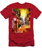 Bourbon Street Dazzle Men's T-Shirt (Athletic Fit)