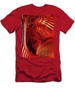 Brake Light 42 Men's T-Shirt (Athletic Fit)