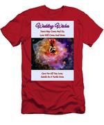 Brian Exton Night Flowers  Bigstock 164301632  231488 Men's T-Shirt (Athletic Fit)