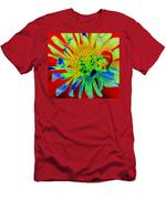 Bright Flower Men's T-Shirt (Athletic Fit)