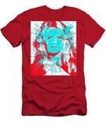 Brigitte Moss Men's T-Shirt (Athletic Fit)