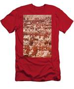 Bryce Canyon - Utah Men's T-Shirt (Athletic Fit)