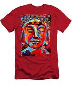 Buddha 2 Men's T-Shirt (Athletic Fit)