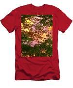 Burning Bush Men's T-Shirt (Athletic Fit)