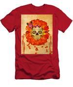 Cara De La Flor Men's T-Shirt (Athletic Fit)