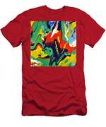 Chaos In Control  Men's T-Shirt (Athletic Fit)