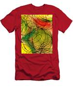 Circles Men's T-Shirt (Athletic Fit)