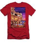 City - Vegas - Mirage - The Entrance Men's T-Shirt (Athletic Fit)