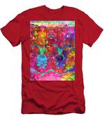 Colorful Life Men's T-Shirt (Athletic Fit)