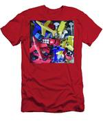 Colorful Plastic Toys #1 Men's T-Shirt (Athletic Fit)