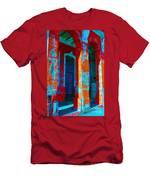Cuba Architecture Men's T-Shirt (Athletic Fit)