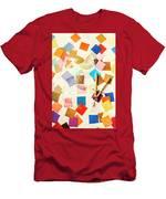 Decoration In Symmetry Men's T-Shirt (Athletic Fit)