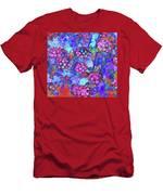 Desert Vibe Bloom Men's T-Shirt (Athletic Fit) by Michael Hope