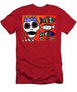 Dod Art 123uyt Men's T-Shirt (Athletic Fit)