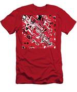 Dots N Spots Men's T-Shirt (Athletic Fit)