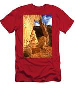 El Malpais La Ventana Arch Men's T-Shirt (Athletic Fit)