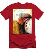Embracing Secrets Panel One Of Two Men's T-Shirt (Athletic Fit)