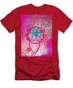Encircled Love Men's T-Shirt (Athletic Fit)
