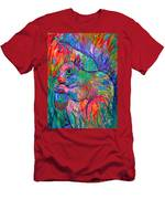 Eye Of The Squirrel Men's T-Shirt (Athletic Fit)