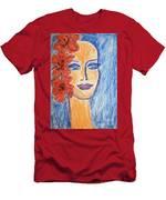 Flamenco Nights - Alicia Men's T-Shirt (Athletic Fit)