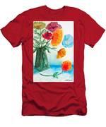 Fleur Primitiv Men's T-Shirt (Athletic Fit)