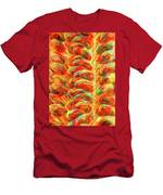 Food - Candy - Lollipops Men's T-Shirt (Athletic Fit)