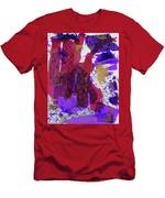 Fragmented Men's T-Shirt (Athletic Fit)