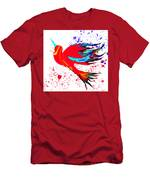 Free To Soar Higher Men's T-Shirt (Athletic Fit)
