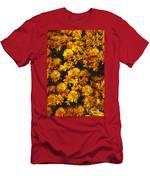Gaia's Gold Men's T-Shirt (Athletic Fit)