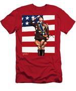 General George S. Patton Men's T-Shirt (Athletic Fit)