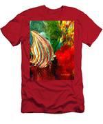 Glass Sea Men's T-Shirt (Athletic Fit)