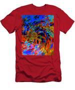 Globe Nebula Men's T-Shirt (Athletic Fit)