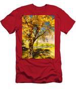 Golden Days Men's T-Shirt (Athletic Fit)