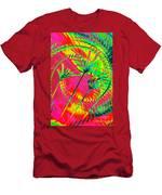 Hawaii Three O Men's T-Shirt (Athletic Fit)