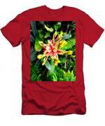 Hawaiian Beauty 3 Men's T-Shirt (Athletic Fit)