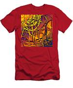 Here Men's T-Shirt (Athletic Fit)