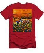 Houroy 675180 Men's T-Shirt (Athletic Fit)