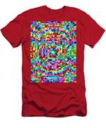 Hypnotic Men's T-Shirt (Athletic Fit)