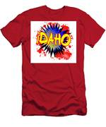 Idaho Comic Exclamation Men's T-Shirt (Athletic Fit)