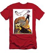 Illustration From Faust  Men's T-Shirt (Athletic Fit)