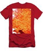 It Walks Like A Duck Men's T-Shirt (Athletic Fit)